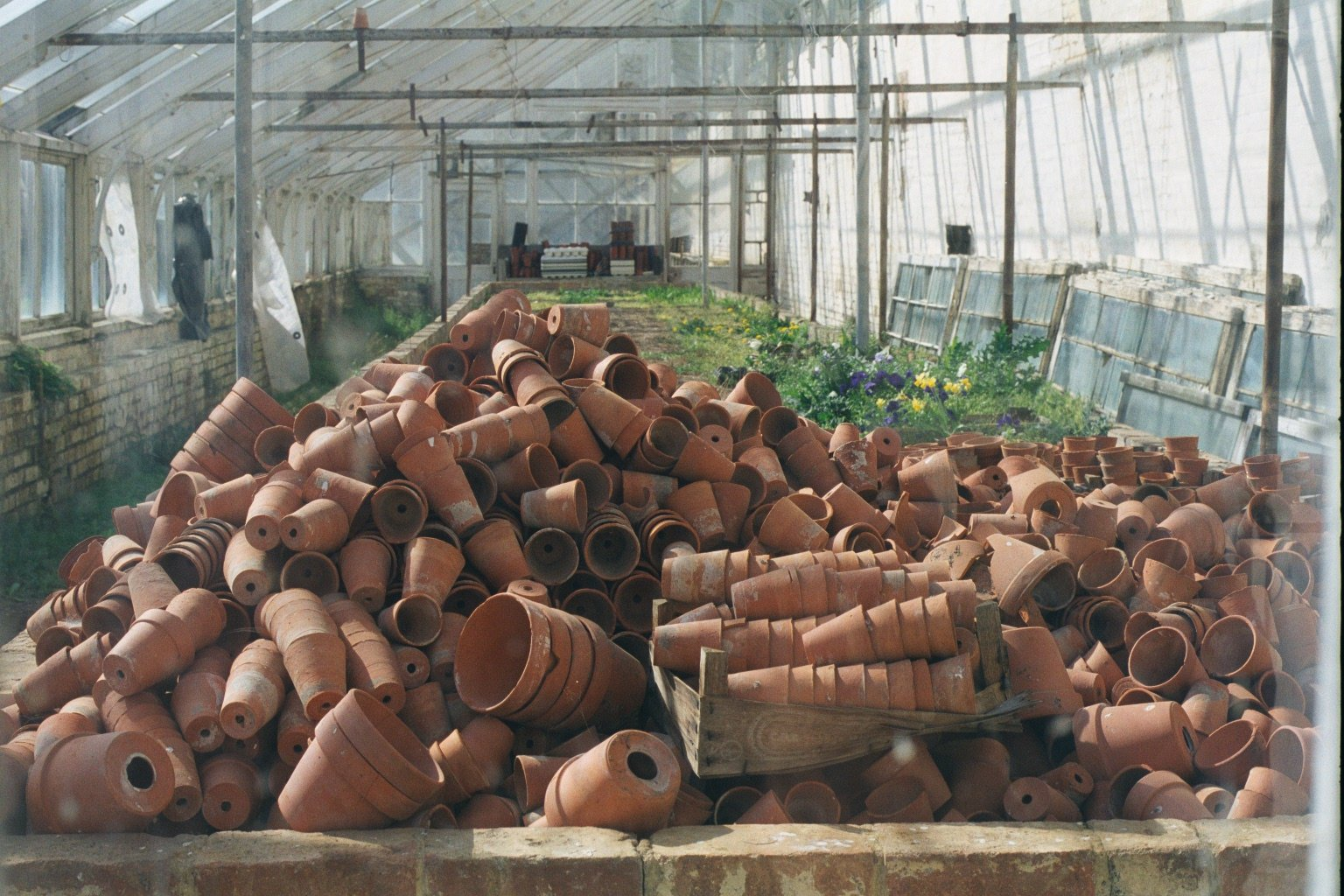 000319 Lots of Pots at North Mymms.JPG